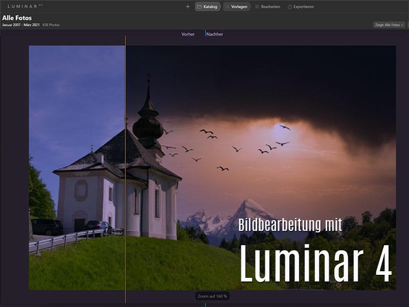Onlineseminar zu Luminar 4.3.3