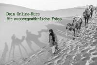 Onlinekurs für aussergewöhnliche Fotos